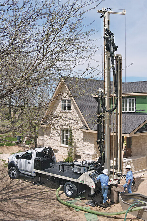 water well drilling rig manufacturers